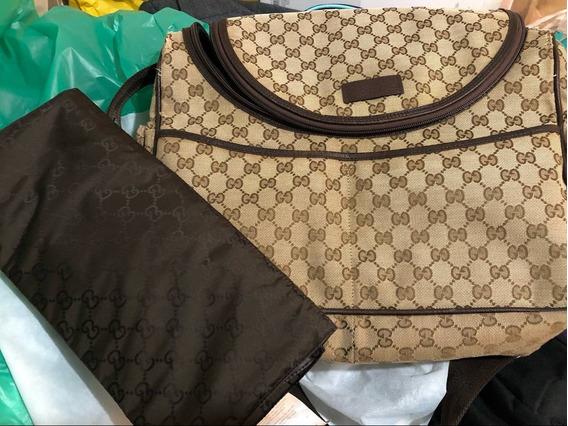 Bolsa Maternidade Gucci Original