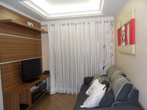 Apartamento Em Vila Ema, São Paulo/sp De 56m² 2 Quartos À Venda Por R$ 315.000,00 - Ap695059