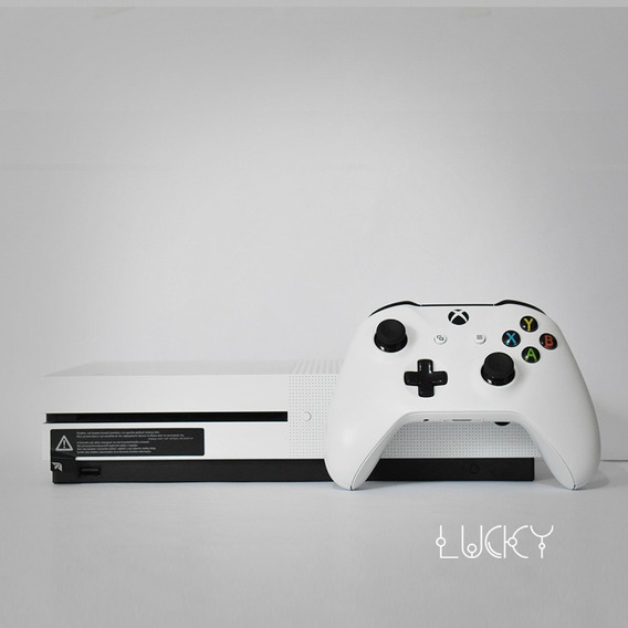 Xbox One S Completo - Só Online.