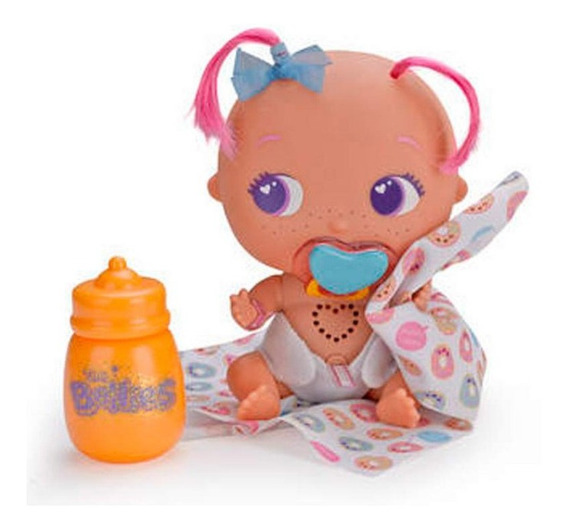 Bellies Bebe Interactivo Yumi Yummy Int 14565 Original