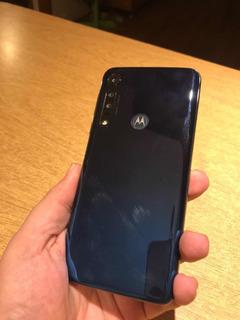 Motorola One Macro Azul. Un Mes De Uso. Impecable