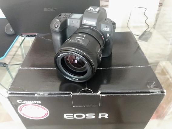 Camera Canon R - Somente O Corpo