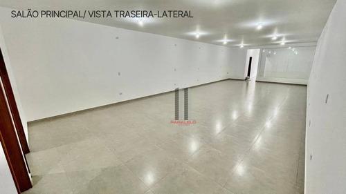 Prédio Para Alugar, 150 M² Por R$ 12.000/mês - Tatuapé - São Paulo/sp - Pr0085