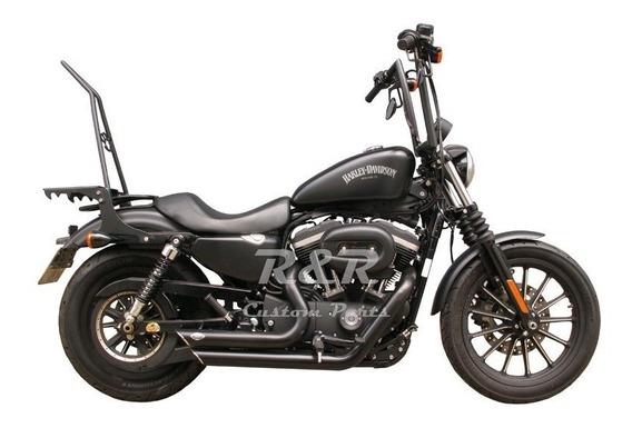 Escapamento Harley 883 E 1200 Short Shot-não É Vance & Hines
