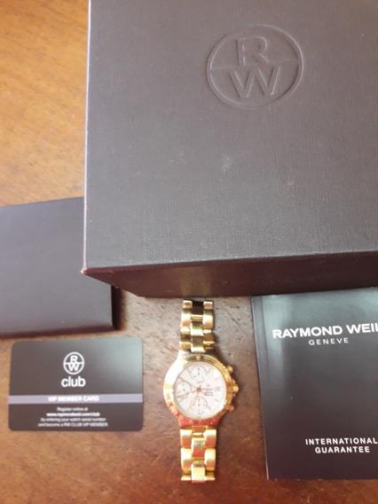 Raymond Weil Amadeus Automatic Crono Sapphire Swiss Completo