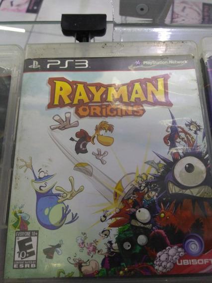 Rayman Origins - Ps3 - Mídia Física