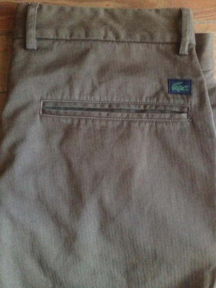 Pantalon Lacoste 100 % Algodon!!