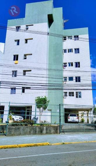 Apartamento Na Frente Do Hiper Casa Forte, 79 M² - Ap3693