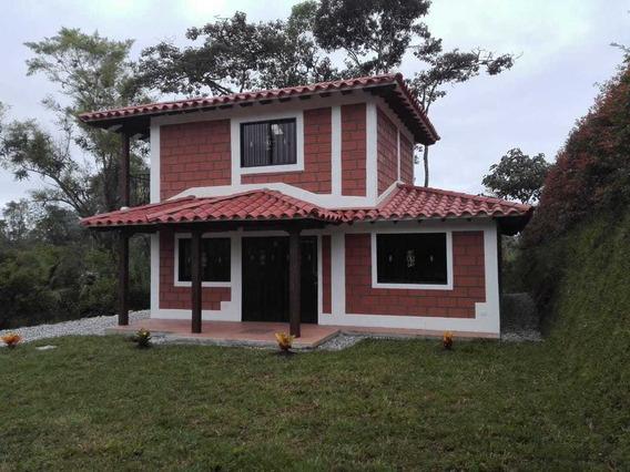 Casa Finca En El Carmen 600 Mts 350 Millones