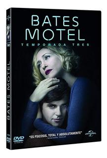Bates Motel - Serie Completa - Dvd