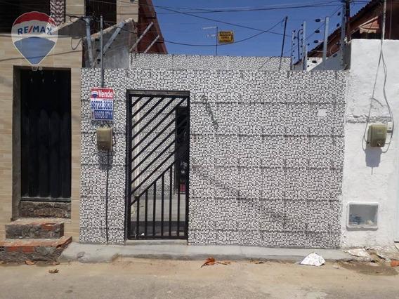 Casa À Venda - Álvaro Weyne - Fortaleza/ce - Ca0219