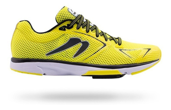 Tenis Correr Newton Running Distance S 8 Hombre Yellow/black