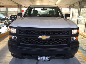 Chevrolet Silverado 4.3 1500 Cab Reg V6/ Man Aa At 2015