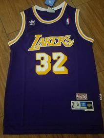 Camisa Regata Basquete Los Angeles Lakers - Magic Johnson