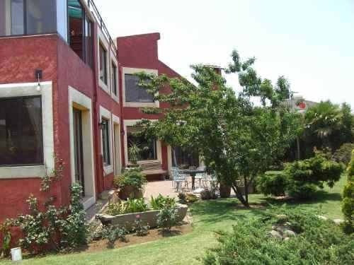 Casa Sola En San Bartolo Ameyalco, Las Palmas