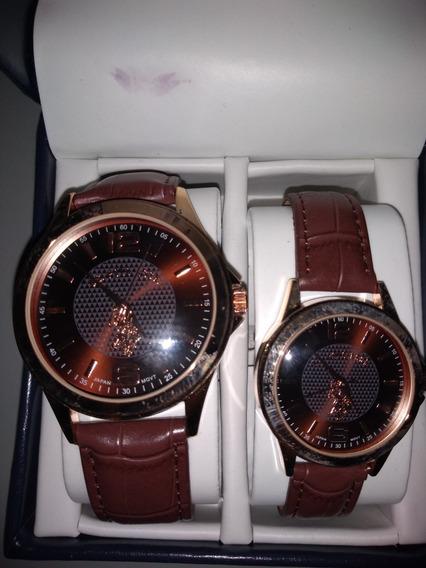Relógio Polo Americano(us).