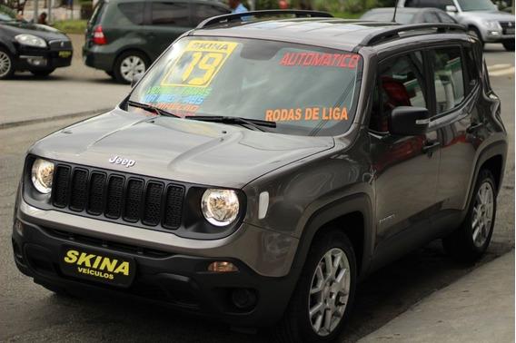 Jeep Renegade 1.8 Sport Automatica 2019 Baixo Km