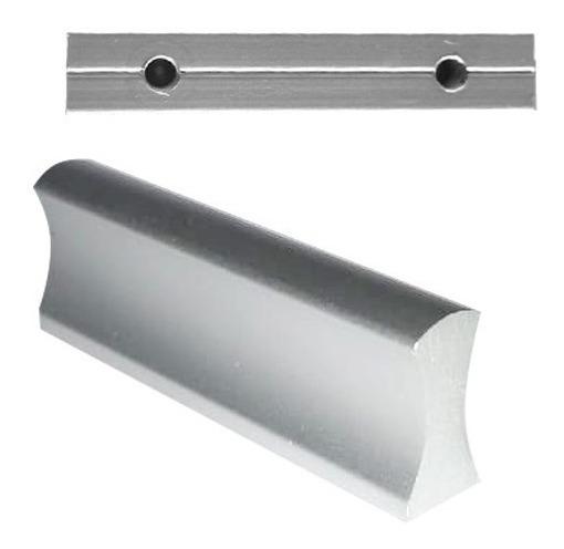 Tirador Euro Aluminio Mueble Puerta Cajon Infinit 116x24/96