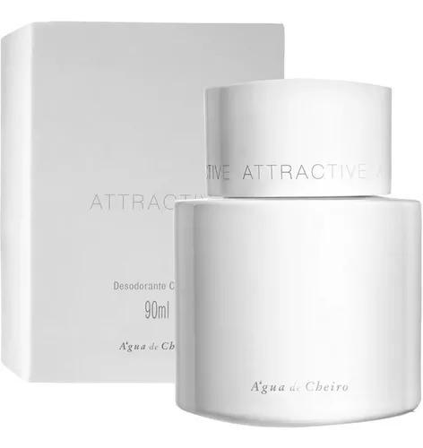 Perfume Attractive Feminino Água De Cheiro 90ml Original