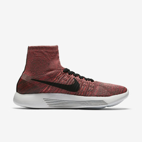 Tênis Nike Lunarepic Flyknit Feminino Corrida Tam 35 Bordô