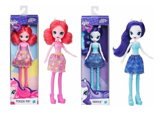 My Little Pony Muñecas Equestria Girls Originales Hasbro