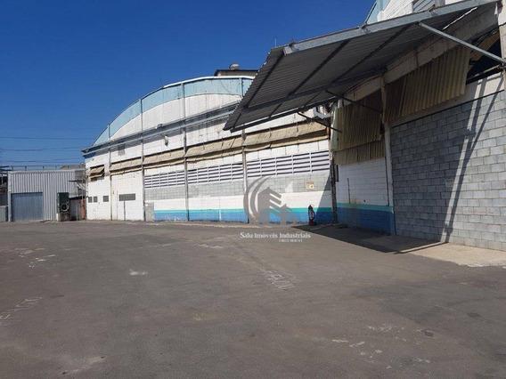 Galpão Para Alugar, 2989 M² Por R$ 39.000/mês - Cidade Industrial Satélite De São Paulo - Guarulhos/sp - Ga0384