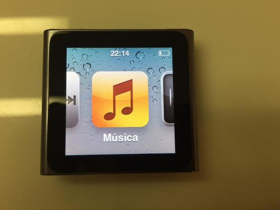 iPod Nano 16gb Grafite - 6 Geração Model:mc694ll/a