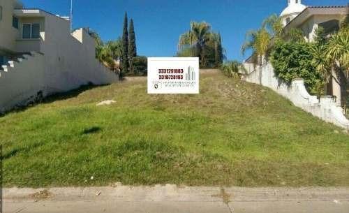 Oportunidad Terreno En Puerta De Hierro En Coto En Guadalajara