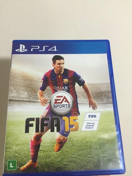 Jogo Playstation 4 Fifa 15
