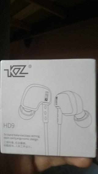 Fone Kz Hd9