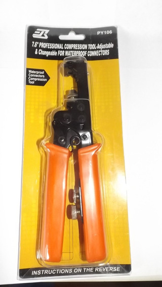 Crimpadora Ponchadora Para Cable Coaxial Rg-6 S