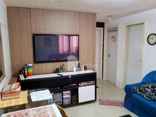 Imagem 1 de 17 de Apartamento 02 Quartos No Boqueirão, Curitiba - Ap3594