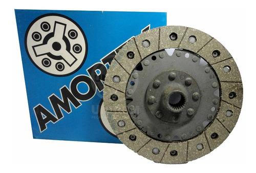 Disco Embreagem Fusca Amortex 180mm 1200 / 1300