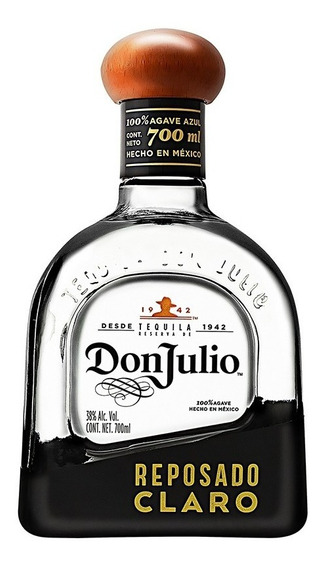 Tequila Don Julio Claro Reposado 700 Ml.*