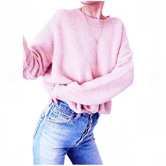 Maxi Sweater Amplio - Art. Georgia - Espacio De Bellas!