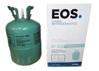 Gás Botija R22 R-22 Dac 13,6 Kg Eos