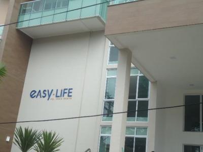 Apartamento Flat Com 1 Quarto No Edifício Easy Life - 803-l