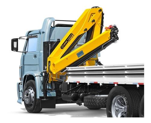 Grúas Hidráulicas Para Camión Nuevas Y Usadas