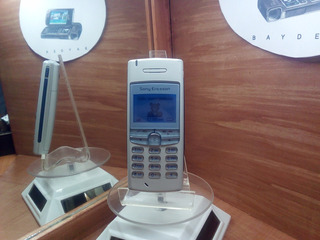 Sony Ericsson T106 Gris Telcel