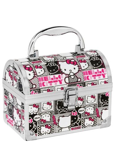 Maleta Baú Hello Kitty Comics Ricca