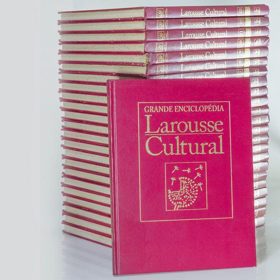Grande Enciclopédia Larousse Nova Cultura 24 Volumes