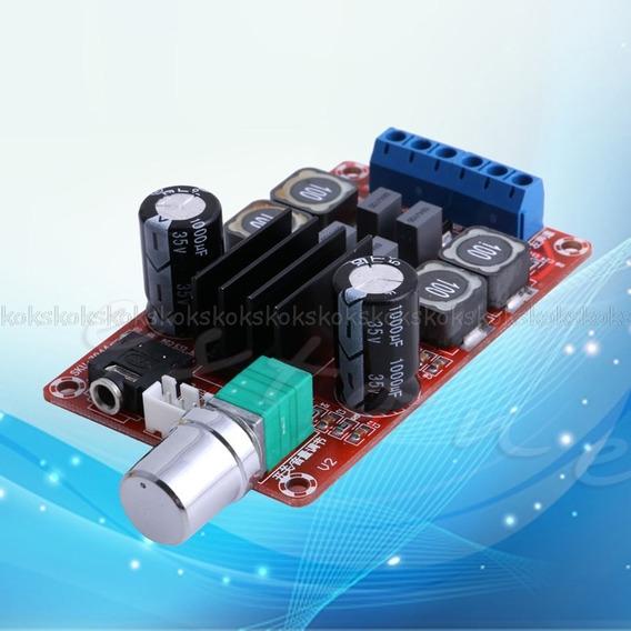 Tpa3116d2 2x50 W Placa De Amplificador De Potência Digital