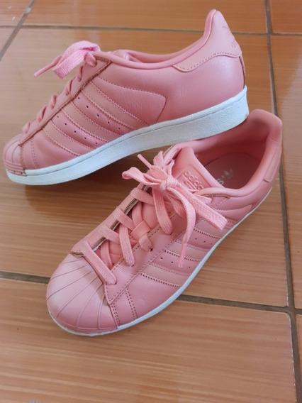 adidas Superstar Rosa Tênis