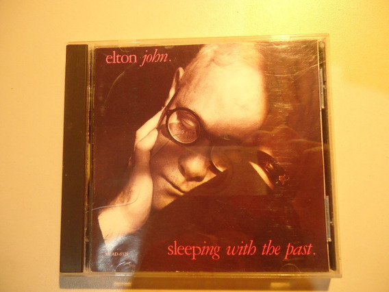 Cd Elton John Sleeping With The Past