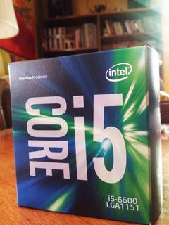 I5 6600 + Msi B150 Gaming M3
