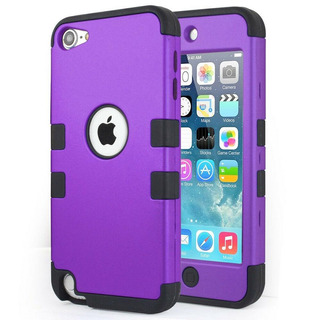 Free 3x Front Pet Films - iPod Touch 6th. - Purple - 3 -1028