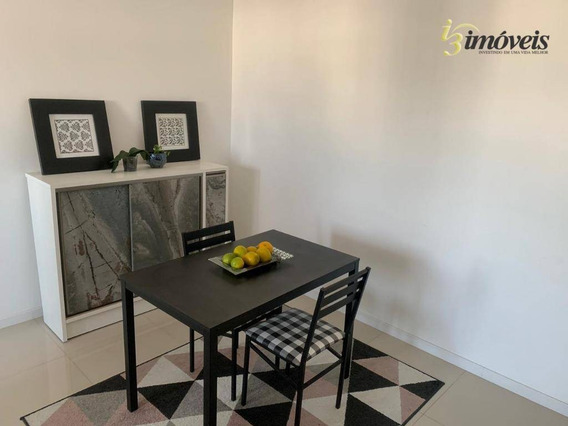 Alugo Apartamento Itajaí Fit São João Mobiliado 02 Quartos 1 Vaga - Ap1920