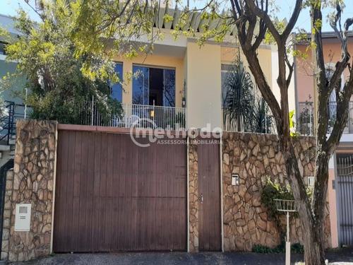 Casa A Venda No Jardim Chapadão - Campinas/sp - Ca00929 - 69283075