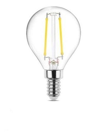 Lampara Led G45 / 2w E12 240v 2700k (precio X 10 Unidades)