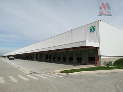 Galpão Industrial Para Locação, Seropédica. - Codigo: Ga0166 - Ga0166